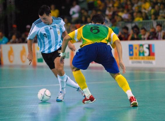 Futebol Salao Pan2007