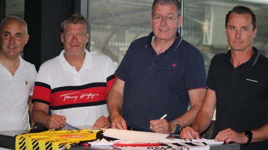 PH Almelo Ondertekent Het Regioplan FC Twente/Heracles Academie