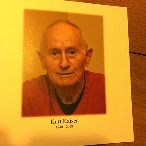 Kurt Kaiser Overleden