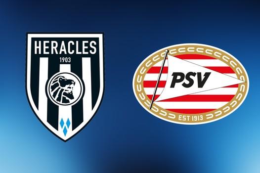 Heracles – PSV Bezoeken?
