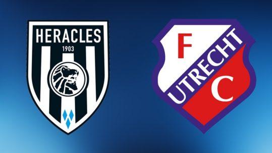 Wie Wil Er 18 Mei Naar Heracles Almelo – FC Utrecht?