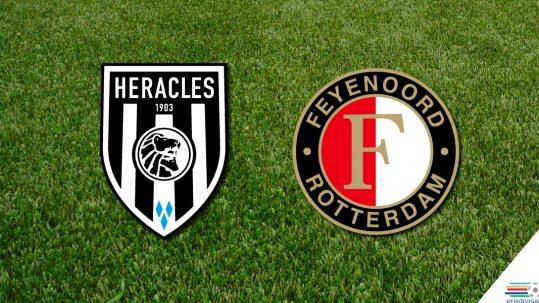 Ton Damhuis Gaat Naar Heracles-Feyenoord