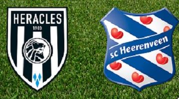 Wie Wil Er 19 April Naar Heracles Almelo – Heerenveen ?