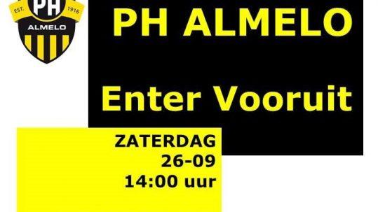 PH 1 – Enter Vooruit 1